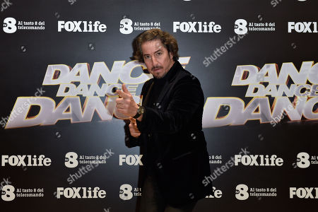 Editorial picture of 'Dance Dance Dance' TV show photocall, Rome, Italy - 15 Jan 2018