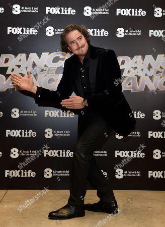 Stock Photo of Daniel Ezralow