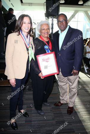 U.S. Senator Kamala Harris, Mark Ridley-Thomas, Guest