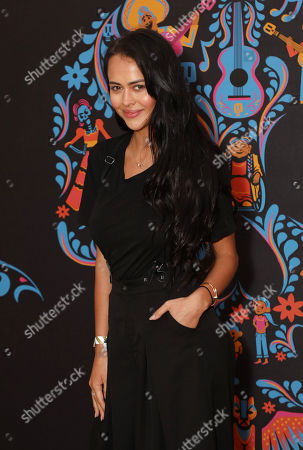 Editorial picture of 'Coco' film screening, Arrivals, London, UK - 15 Jan 2018