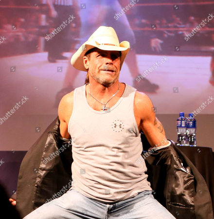 Shawn Michaels at Insdie the Ropes Live, Dublin