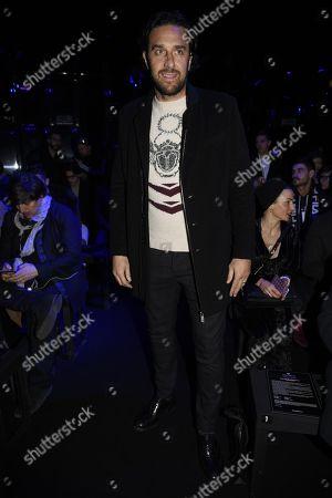 Stock Photo of Luca Toni
