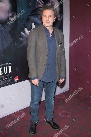 Editorial picture of 'La Douleur' film premiere, Paris, France - 15 Jan 2018