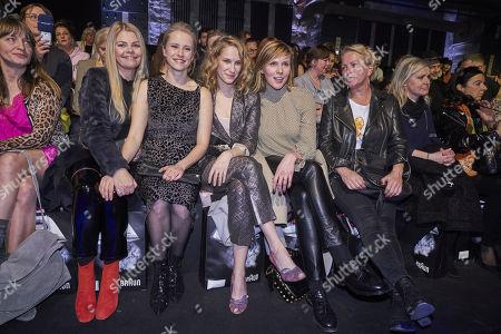 Anne Sophie Briest, Susanne Bormann, Chiara Schoras, Franziska Weisz