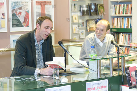 Editorial photo of Will Self at The London Review Bookshop, Bloomsbury, London, Britain - 27 May 2009