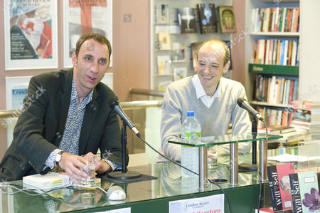 Editorial image of Will Self at The London Review Bookshop, Bloomsbury, London, Britain - 27 May 2009