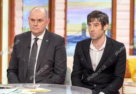Editorial photo of 'Good Morning Britain' TV show, London, UK - 16 Jan 2018