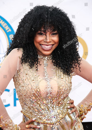 Editorial image of NAACP Image Awards, Arrivals, Los Angeles, USA - 15 Jan 2018