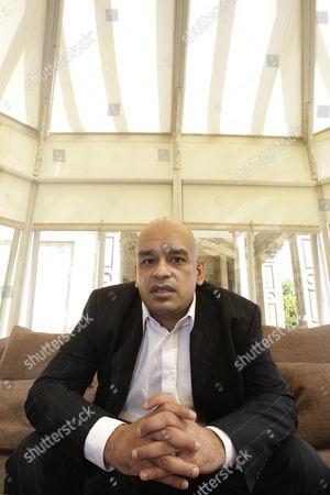 Editorial image of Shaf Rasul, Edinburgh, Scotland, Britain - 13 May 2009