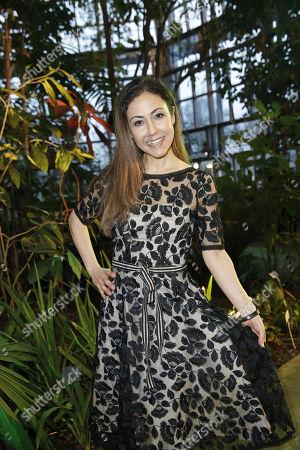 Editorial photo of Lena Hoschek fashion show during the Mercedes-Benz Fashion Week, Berlin, Germany - 16 Jan 2018