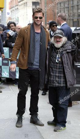 Chris Hemsworth, Radioman