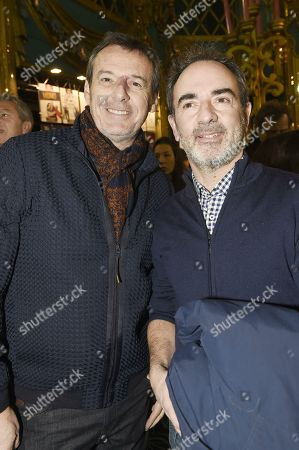 Stock Picture of Jean-Luc Reichmann and Bruno Solo