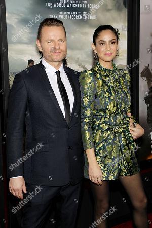 Nicolai Fuglsig with Wife