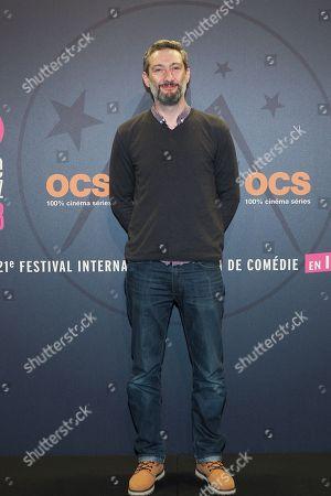 Stock Picture of Vincent Desagnat