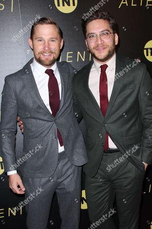 Brian Geraghty and Matthew Shear