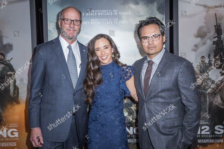 Ted Tally, Lauren Myers, Michael Pena
