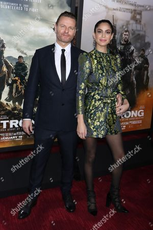 Editorial photo of '12 Strong' film premiere, New York, USA - 16 Jan 2018