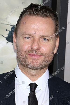 Stock Photo of Nicolai Fuglsig, director