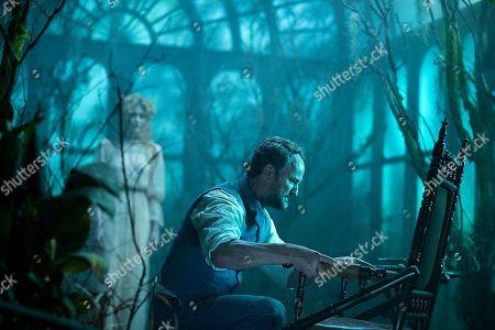 Stock Image of Jason Clarke