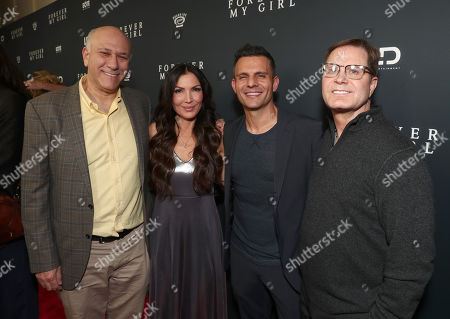 Roadside Attractions Co-Founder Howard Cohen, Director Bethany Ashton Wolf and Producer Pete Shilaimon and Producer Mickey Liddell,