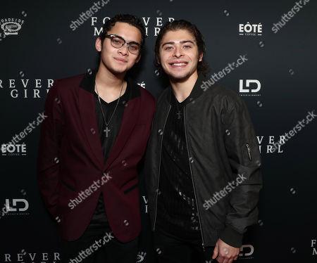 Robert Ochoa and Ryan Ochoa