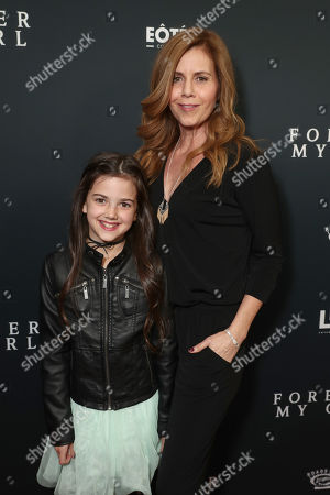 Editorial photo of 'Forever My Girl' film premiere, Arrivals, Los Angeles, USA - 16 Jan 2018