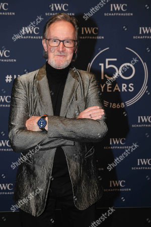 Editorial image of IWC Gala, Salon International de la Haute Horlogerie, Geneva, Switzerland - 16 Jan 2018
