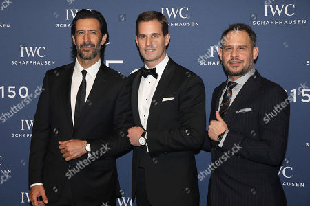 Jose Maria Yazpik, Christoph Grainger-Herr, Moritz Bleibtreu