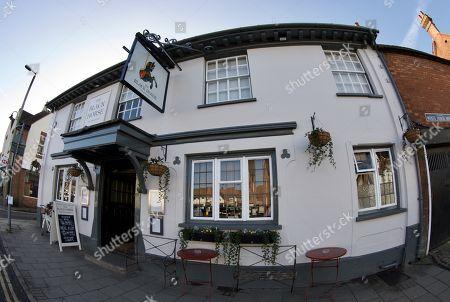 Raymond Blancs new pub/brasserie The Black Horse in High Street Thame