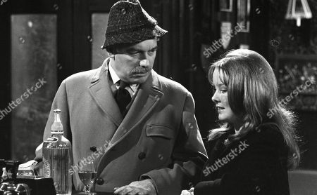 Ep 0039 Monday 5th March 1973  The refurbished Woolpack opens, but the customers seem to be elsewhere. Amos eagerly awaits a visit from the brewery to inspect the premises - With Janie Harker, as played by Diane Grayson ; Henry Wilks, as played by Arthur Pentelow
