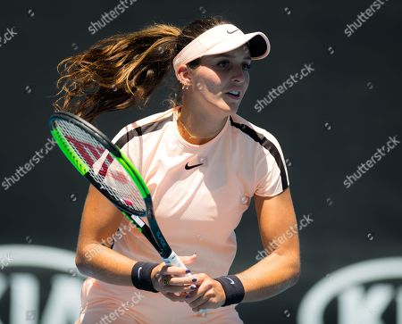 Laura Robson of Great Britain