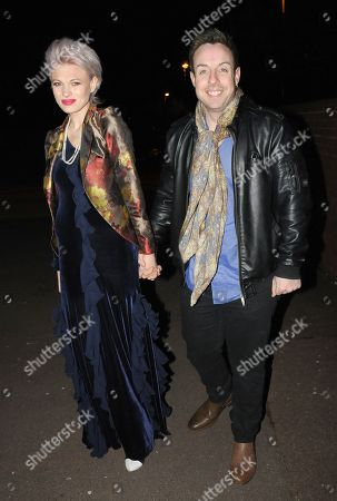 Stock Picture of Stevi Ritchie and Chloe Jasmine