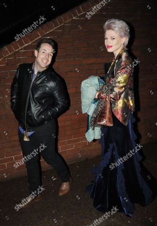 Editorial photo of 'Dance to the Music' press preview, London, UK - 17 Jan 2018