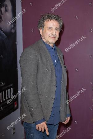 Editorial photo of 'Memoir of Pain' film premiere, Arrivals, Paris, France - 15 Jan 2018