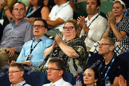 Editorial photo of Tennis Australian Open 2018, Melbourne, Australia - 18 Jan 2018