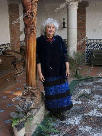 Editorial photo of Laura Esquivel, Mexico City, Mexico - 17 Jan 2018