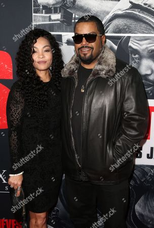 Ice Cube, Kimberly Woodruff