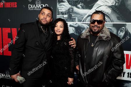 O'Shea Jackson Jr., Ice Cube, Kimberly Woodruff