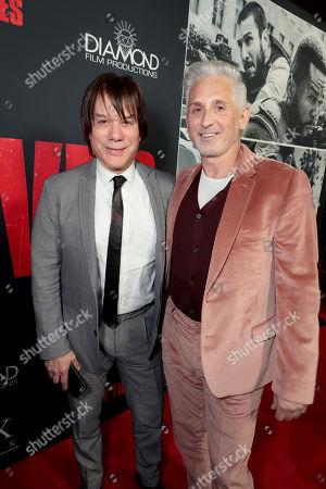 Alan Siegel, Producer, David Meister