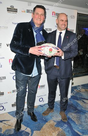 Editorial photo of Nordoff Robbins Six Nations Championship Rugby Dinner, London, UK - 17 Jan 2018