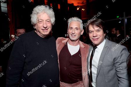 Avi Lerner, David Meister, Alan Siegel, Producer,