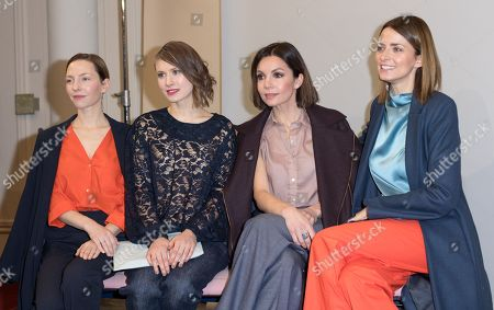 Katharina Schüttler, Alina Levshin, Nadine Warmuth, Eva Padberg