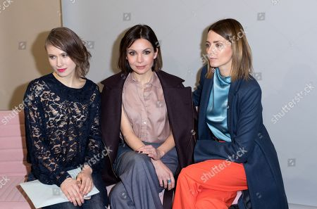 Alina Levshin, Nadine Warmuth, Eva Padberg