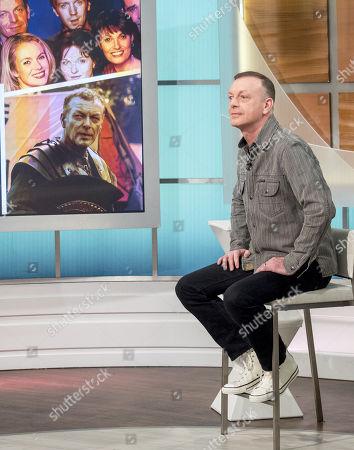Editorial photo of 'Good Morning Britain' TV show, London, UK - 18 Jan 2018