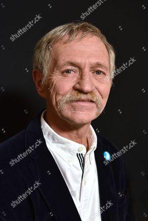Editorial picture of Jose Bove, Paris, France - 18 Jan 2018
