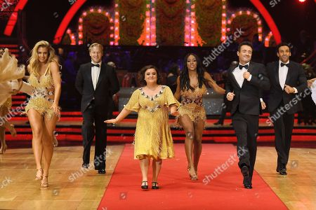 Editorial photo of 'Strictly Come Dancing - The Live Tour!' photocall, Birmingham, UK - 18 Jan 2018