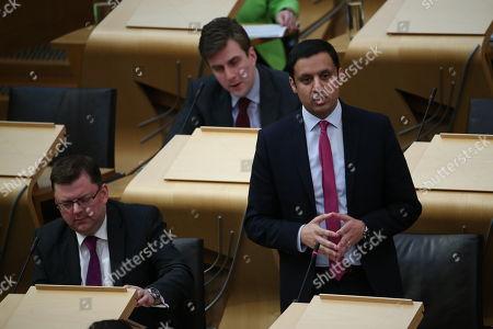 Scottish Parliament General Questions - Anas Sarwar