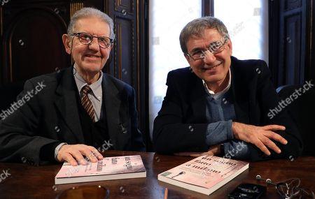 Orhan Pamuk and Salvatore Settis