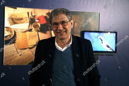 Stock Photo of Orhan Pamuk