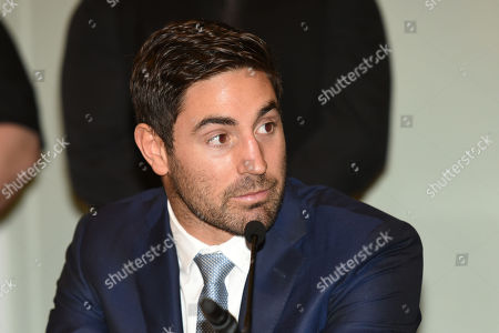 Frank Buglioni during a Press Conference at Trinity House on 18th January 2018